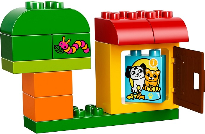 Lego 10570 lego duplo set regalo tutto in uno for Tutto in regalo