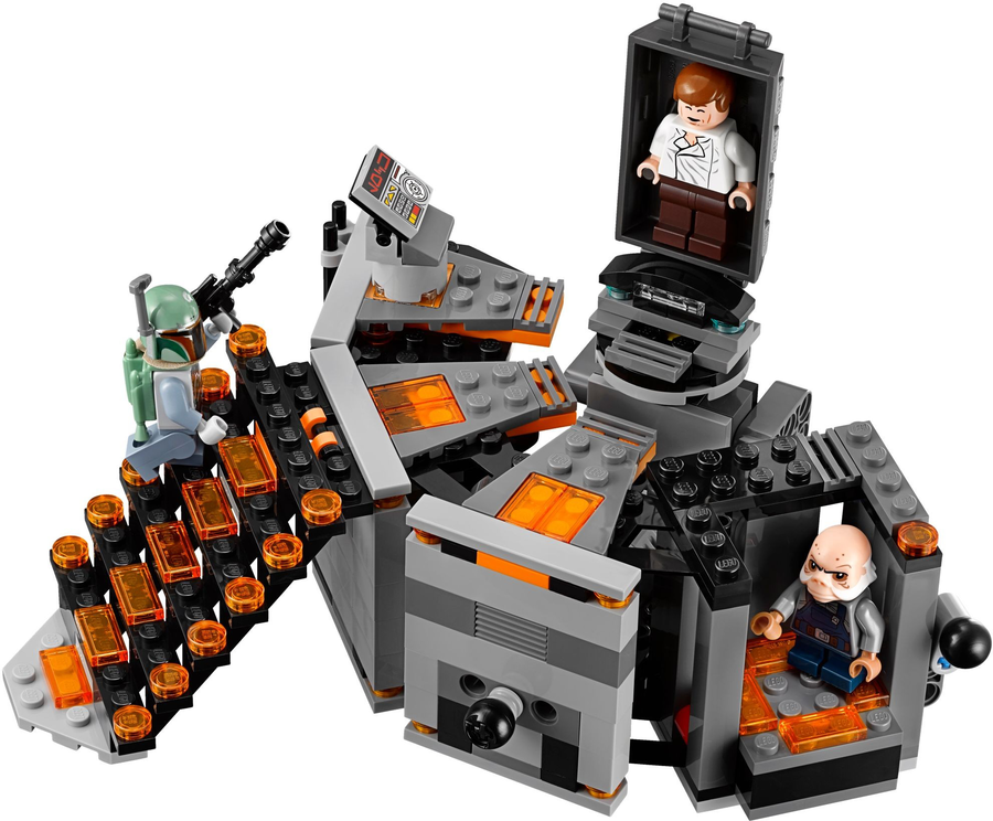 Lego: 75137 Star Wars® Camera Di Congelamento Al Carbonio