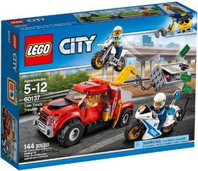 60137 CITY® Autogru in panne
