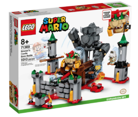 71369  SUPER MARIO Battaglia finale al castello di Bowser - Pack di Espansione NEW 08-2020