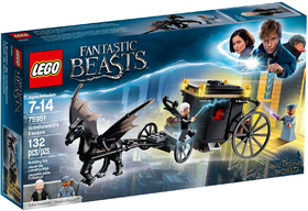 75951 HARRY POTTER - LA FUGA DI - FUORI CATALOGO