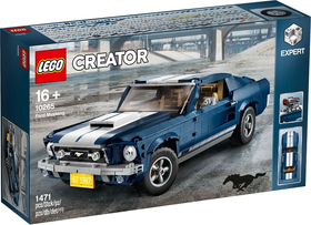10265 CREATOR EXPERT Ford Mustang