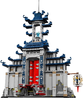 70617   NINJAGO MOVIE® Temple of the Ultimate Weapon - FUORI CATALOGO