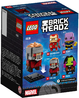 41606 Brickheadz Infinity War Star-Lord - FUORI CATALOGO